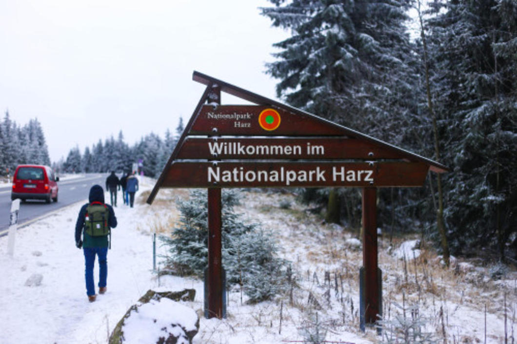 Only a short train or car ride away from Berlin lies the majestic Harz Mountains.