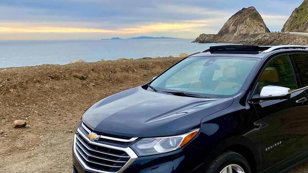 Who would like to join me for ride in Chevy's newest 2020 Equinox?