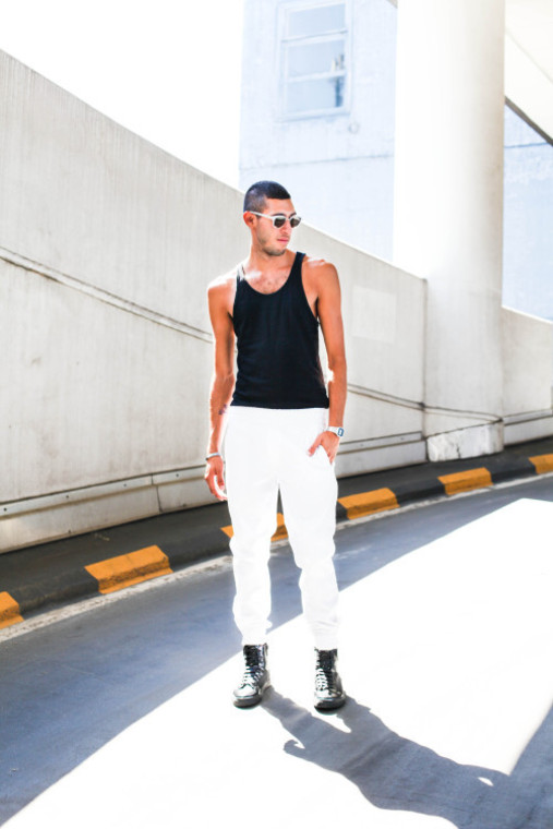 Berghain outfit Ultimate Berghain